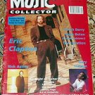 MUSIC COLLECTOR #27 magazine UK Eric Clapton Creation Gary Numan Jimmy Page Jimi Hendrix [PM-500]
