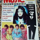 MUSIC COLLECTOR #20 magazine UK Fleetwood Mac Janet Jackson Beatles Janis Joplin 2 Tone [PM-500]