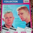 MUSIC COLLECTOR #17 magazine UK Erasure Wedding Present David Bowie [PM-500]