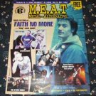 MEAT Canada metal mag #56 Faith No More Ned's Atomic Dustbin Stone Roses Dream Theater [MX-250]