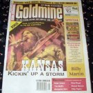 GOLDMINE #521 Kansas Posters '60s Posters Billy Martin July 14, 2000 [SP-500]