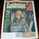 GOLDMINE #516 David Grisman Indie Labels John Michael Montgomery May 5, 2000 [SP-500]