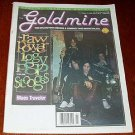 GOLDMINE #382 Iggy Pop Blues Traveler March 17, 1995 [SP-500]