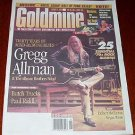 GOLDMINE #486 Allman Brothers Band Butch Trucks Bob Mould Mar. 12, 1999 [SP-500]