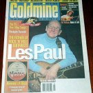 GOLDMINE #483 Les Paul Pat Metheny Jan. 29, 1999 [SP-500]