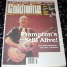 GOLDMINE #447 Peter Frampton Paul Kantner Sept. 12, 1997 [SP-500]