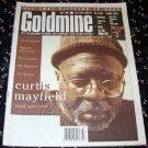 GOLDMINE #442 Curtis Mayfield Gary Glitter Chuck Jackson July 4, 1997 [SP-500]