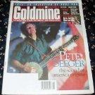 GOLDMINE #436 Pete Seeger 10cc Chris Hillman April 11, 1997 [SP-500]