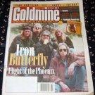 GOLDMINE #421 Iron Butterfly Neil Finn Sept. 13, 1996 [SP-500]