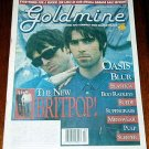 GOLDMINE #406 Oasis Blur Suede Supergrass Dave Mason Henry Rollins Feb. 16, 1996 [SP-500]