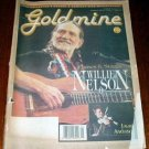 GOLDMINE #377 Willie Nelson Laurie Anderson Jan. 6, 1995 [SP-500]