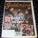 GOLDMINE #365 Stax Booker T. & the MG's Charlatans The Memphis Horns July 22, 1994 [SP-500]