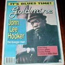 GOLDMINE #304 John Lee Hooker Elmore James Albert King Mar. 20, 1992 [SP-500]