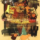 THE TRIPLETS OF BELLEVILLE Sylvain Chomet anime movie flyer Japan [PM-100f]