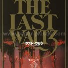 THE LAST WALTZ The Band Bob Dylan movie flyer Japan [PM-100f]