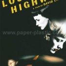 LOST HIGHWAY David Lynch flyer Japan - Bill Pullman, Patricia Arquette [PM-100f]