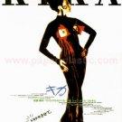 KIKA Pedro Almodovar Jean-Paul Gaultier movie flyer Japan [PM-100f]