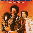 JIMI HENDRIX movie flyer Japan - directed by Joe Boyd [PM-100f]