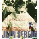 Jean Seberg Godard nouvelle vague video flyer Japan [PM-200f]