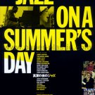 JAZZ ON A SUMMER'S DAY movie flyer Japan [PM-100f]
