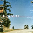 David Lynch retrospective show movie flyer Japan 2000 [PM-100f]