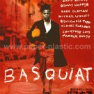 BASQUIAT Julian Schnabel movie flyer Japan - Jeffrey Wright, David Bowie, Dennis Hopper [PM-100f]