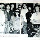 YOKO ONO magazine clipping Japan 1981 #1 - recording in studio [PM-100]