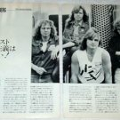 VANDENBERG magazine clipping Japan 1984 [PM-100]
