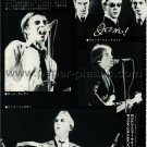 THE JAM PAUL WELLER magazine clipping Japan 1977 [PM-100]