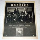 THE DOOBIE BROTHERS Best of the Doobies Vol. II advertisement USA [SP-250t]