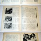 THE BEATLES magazine clippings Japan 1974 #1 - 37 pages [PM-200]