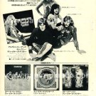TEN YEARS AFTER Alvin Lee & Company LP advertisement Japan #1 [PM-100]