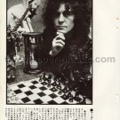 T. REX / MARC BOLAN magazine clippings Japan 1972 [PM-100]