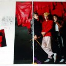 STRAY CATS magazine clipping Japan 1981 #1 [PM-100]