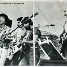 SANTANA magazine clipping Japan 1981 [PM-100]