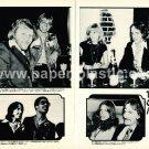 RINGO STARR mag clipping Japan 1976 #2 + NILSSON JOHN DENVER STEVIE WONDER JAMES TAYLOR [PM-100]