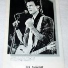 RICK SPRINGFIELD magazine clipping Japan 1984 [PM-100]