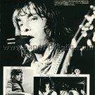RICK DERRINGER magazine clipping Japan 1976 [PM-100]