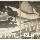 PINK FLOYD BOB DYLAN ELO ADAM ANT BARBRA STREISAND ELVIS COSTELLO CBS LP advertisement USA [SP-250t]