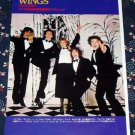 PAUL McCARTNEY magazine clipping Japan 1979 #1 [PM-100]