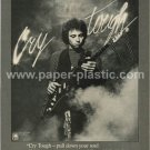 NILS LOFGREN GRIN Cry Tough LP advertisement USA [PM-100]