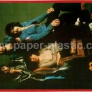 NAZARETH pinup / LP advert 1976 Japan + 10CC, BTO, STATUS QUO, GENESIS, ALEX HARVEY, RUSH [PM-100]