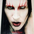 MARILYN MANSON 4-page interview with photos Japan 2000 [PM-200]