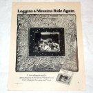 LOGGINS & MESSINA Native Sons LP advertisement USA [PM-100]