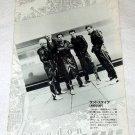 LANDSCAPE magazine clipping Japan 1981 [PM-100]