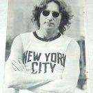JOHN LENNON magazine clipping Japan 1975 #2 [PM-100]