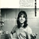 JEFF BECK magazine clipping Japan 1980 [PM-100]