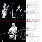 JEFF BECK magazine clipping Japan 1973 #8 + SANTANA [PM-100]