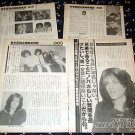 JAPAN / DAVID SYLVIAN magazine clipping Japan 1978 #9 [PM-100]