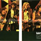 HUMBLE PIE STEVE MARRIOTT PETER FRAMPTON magazine clippings Japan 1970 [PM-100]